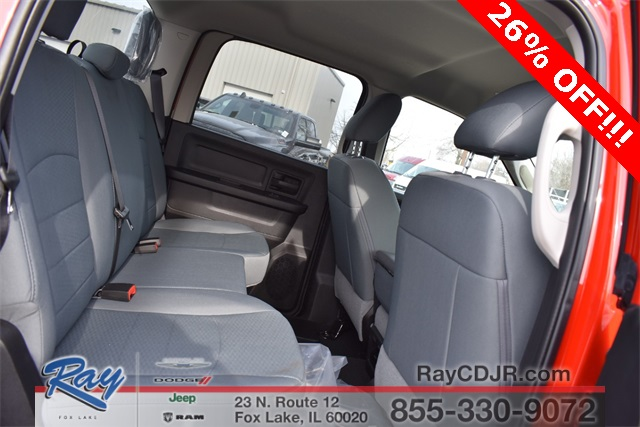 2019 Ram 1500 Crew Cab 4x4,  Pickup #R1635 - photo 14