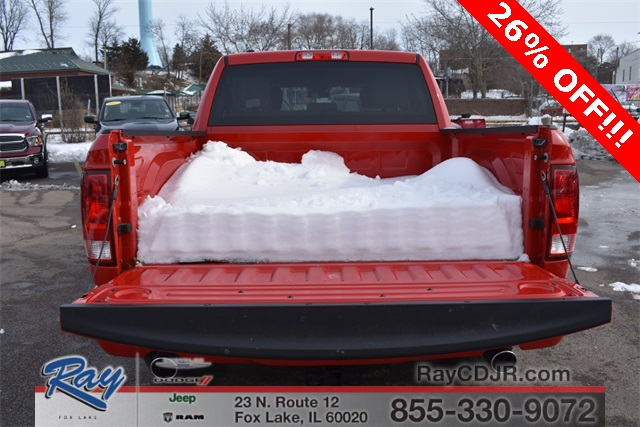 2019 Ram 1500 Crew Cab 4x4,  Pickup #R1635 - photo 15