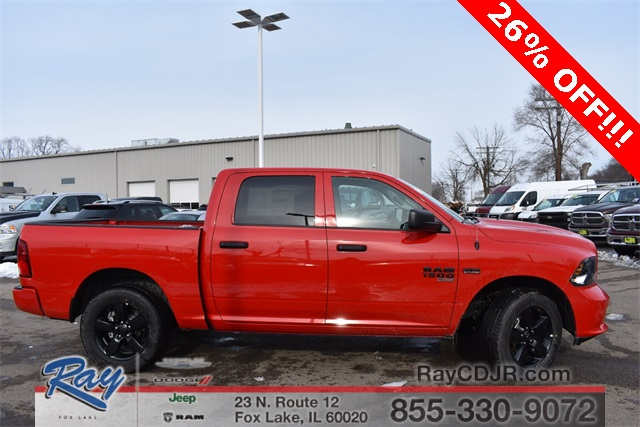 2019 Ram 1500 Crew Cab 4x4,  Pickup #R1635 - photo 3