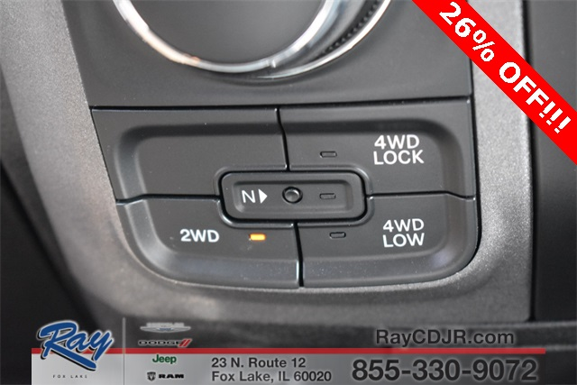 2019 Ram 1500 Crew Cab 4x4,  Pickup #R1635 - photo 26