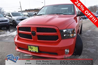 2019 Ram 1500 Crew Cab 4x4,  Pickup #R1635 - photo 8