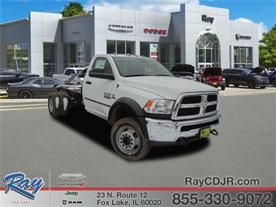 2018 Ram 5500 Regular Cab DRW 4x4,  Cab Chassis #R1642 - photo 1