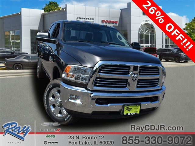 2018 Ram 2500 Crew Cab 4x4,  Pickup #R1650 - photo 1