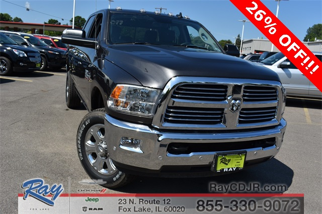 2018 Ram 2500 Crew Cab 4x4,  Pickup #R1650 - photo 11