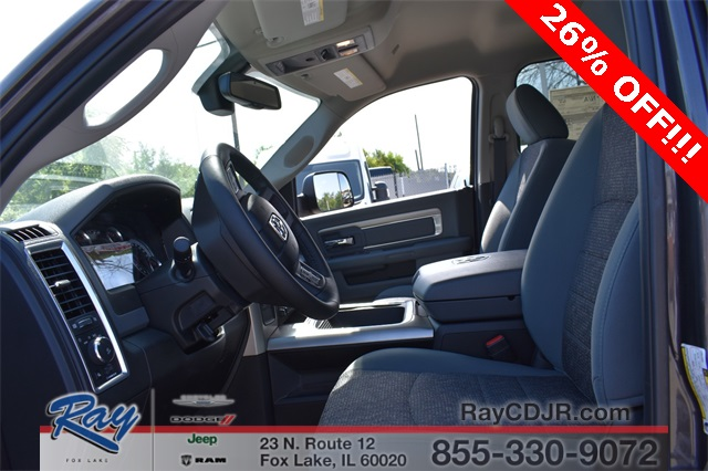 2018 Ram 2500 Crew Cab 4x4,  Pickup #R1650 - photo 22