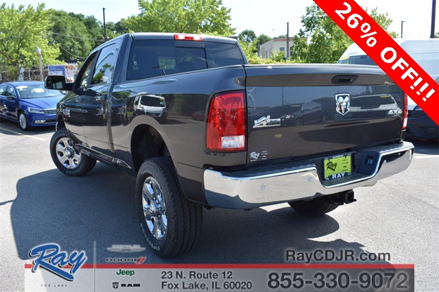 2018 Ram 2500 Crew Cab 4x4,  Pickup #R1650 - photo 7