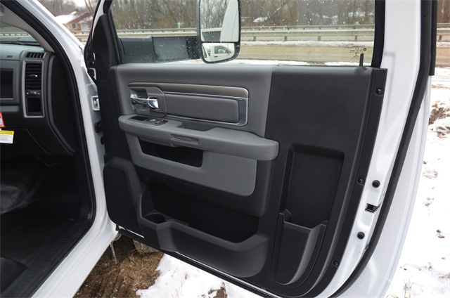 2018 Ram 3500 Regular Cab DRW 4x4,  Monroe Dump Body #R1651 - photo 10