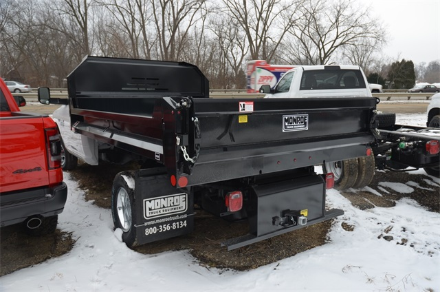 2018 Ram 3500 Regular Cab DRW 4x4,  Monroe Dump Body #R1651 - photo 7