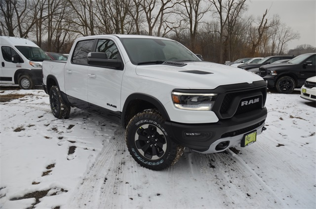 2019 Ram 1500 Crew Cab 4x4,  Pickup #R1658 - photo 7