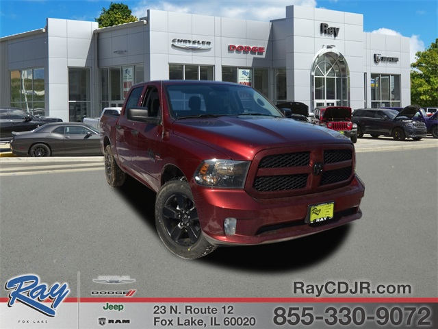 2019 Ram 1500 Crew Cab 4x4,  Pickup #R1664 - photo 1