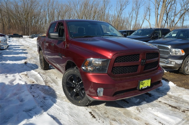 2019 Ram 1500 Crew Cab 4x4,  Pickup #R1664 - photo 4