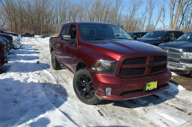 2019 Ram 1500 Crew Cab 4x4,  Pickup #R1664 - photo 9
