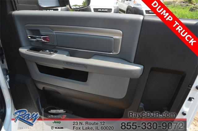 2018 Ram 3500 Regular Cab DRW 4x4,  Monroe MTE-Zee Dump Body #R1665 - photo 10