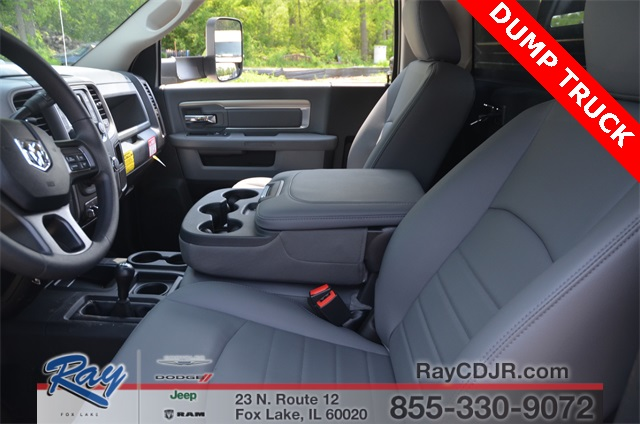 2018 Ram 3500 Regular Cab DRW 4x4, Monroe MTE-Zee Dump Body #R1665 - photo 15