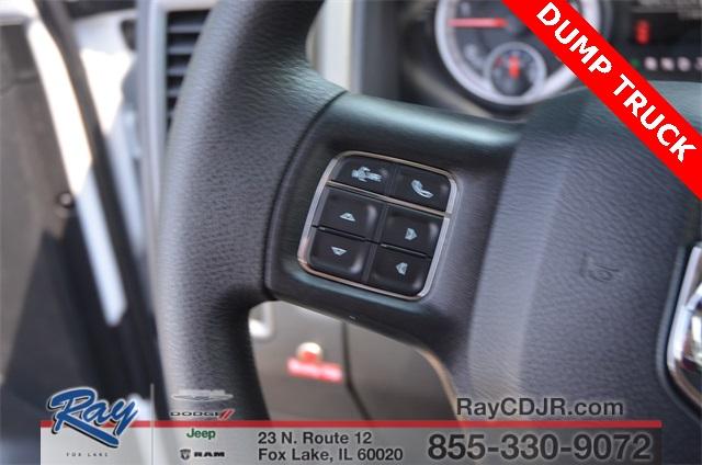 2018 Ram 3500 Regular Cab DRW 4x4,  Monroe MTE-Zee Dump Body #R1665 - photo 17