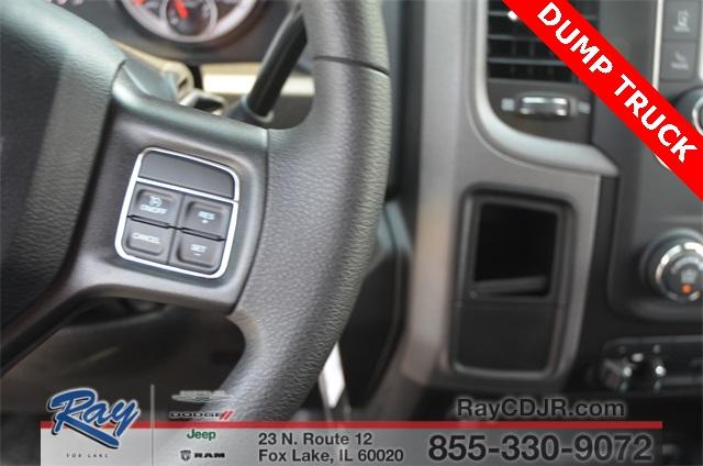 2018 Ram 3500 Regular Cab DRW 4x4, Monroe MTE-Zee Dump Body #R1665 - photo 18