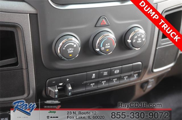 2018 Ram 3500 Regular Cab DRW 4x4,  Monroe MTE-Zee Dump Body #R1665 - photo 21
