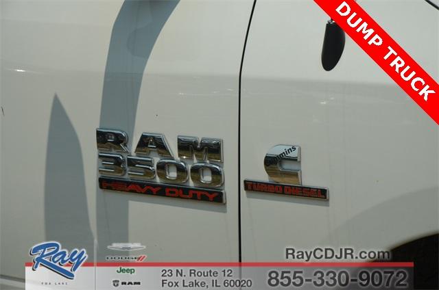 2018 Ram 3500 Regular Cab DRW 4x4,  Monroe MTE-Zee Dump Body #R1665 - photo 6