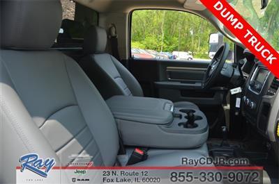 2018 Ram 3500 Regular Cab DRW 4x4,  Monroe MTE-Zee Dump Body #R1665 - photo 11
