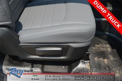 2018 Ram 3500 Regular Cab DRW 4x4, Monroe MTE-Zee Dump Body #R1665 - photo 12