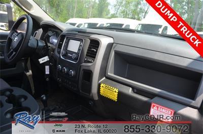2018 Ram 3500 Regular Cab DRW 4x4,  Monroe MTE-Zee Dump Body #R1665 - photo 13