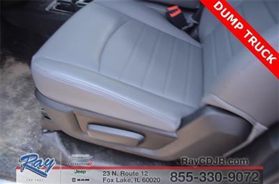 2018 Ram 3500 Regular Cab DRW 4x4,  Monroe MTE-Zee Dump Body #R1665 - photo 16