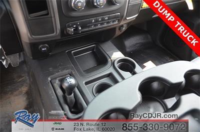 2018 Ram 3500 Regular Cab DRW 4x4,  Monroe MTE-Zee Dump Body #R1665 - photo 20