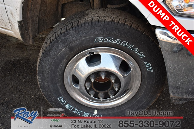 2018 Ram 3500 Regular Cab DRW 4x4,  Monroe MTE-Zee Dump Body #R1666 - photo 10