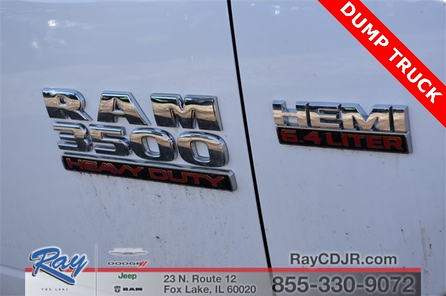 2018 Ram 3500 Regular Cab DRW 4x4,  Monroe MTE-Zee Dump Body #R1666 - photo 11