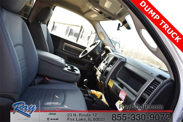 2018 Ram 3500 Regular Cab DRW 4x4,  Monroe MTE-Zee Dump Body #R1666 - photo 12