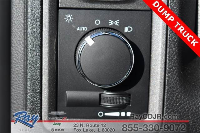 2018 Ram 3500 Regular Cab DRW 4x4,  Monroe MTE-Zee Dump Body #R1666 - photo 16