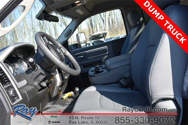 2018 Ram 3500 Regular Cab DRW 4x4,  Monroe MTE-Zee Dump Body #R1666 - photo 17
