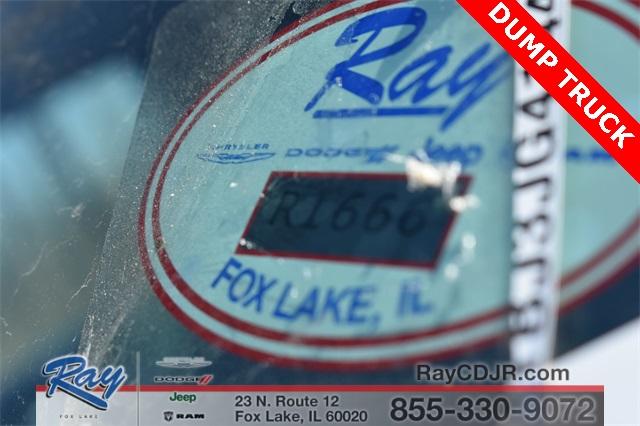2018 Ram 3500 Regular Cab DRW 4x4,  Monroe MTE-Zee Dump Body #R1666 - photo 26