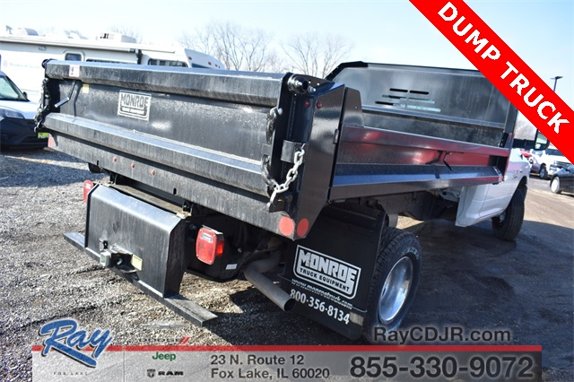2018 Ram 3500 Regular Cab DRW 4x4,  Monroe MTE-Zee Dump Body #R1666 - photo 2