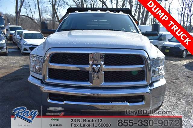 2018 Ram 3500 Regular Cab DRW 4x4,  Monroe MTE-Zee Dump Body #R1666 - photo 8