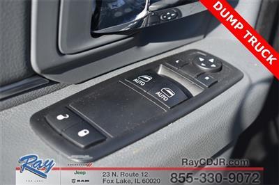 2018 Ram 3500 Regular Cab DRW 4x4,  Monroe MTE-Zee Dump Body #R1666 - photo 15