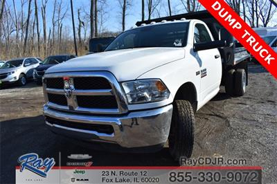 2018 Ram 3500 Regular Cab DRW 4x4,  Monroe MTE-Zee Dump Body #R1666 - photo 7