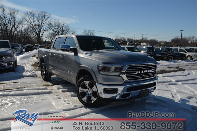 2019 Ram 1500 Crew Cab 4x4,  Pickup #R1667 - photo 1