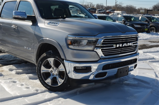 2019 Ram 1500 Crew Cab 4x4,  Pickup #R1667 - photo 3