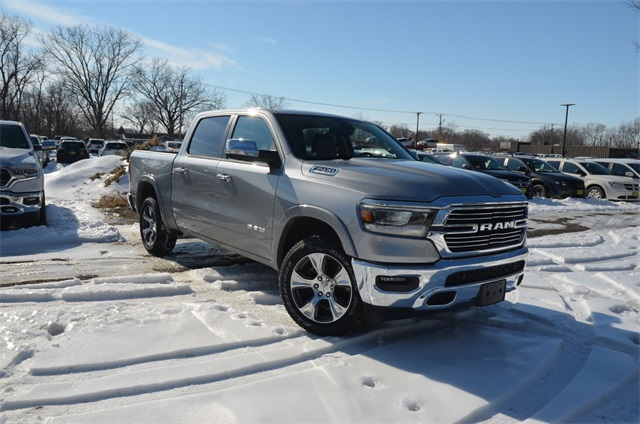 2019 Ram 1500 Crew Cab 4x4,  Pickup #R1667 - photo 8
