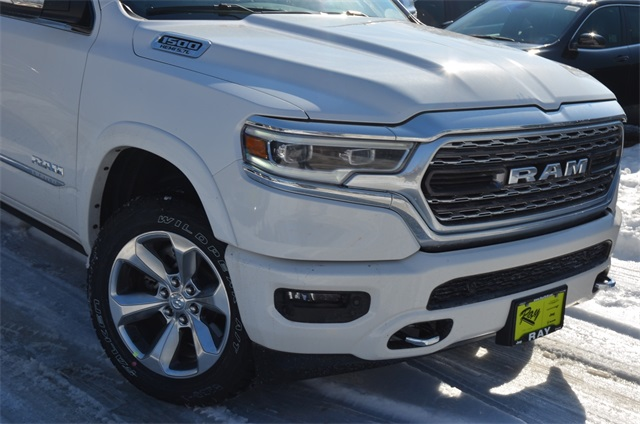 2019 Ram 1500 Crew Cab 4x4,  Pickup #R1671 - photo 3