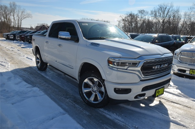 2019 Ram 1500 Crew Cab 4x4,  Pickup #R1671 - photo 4