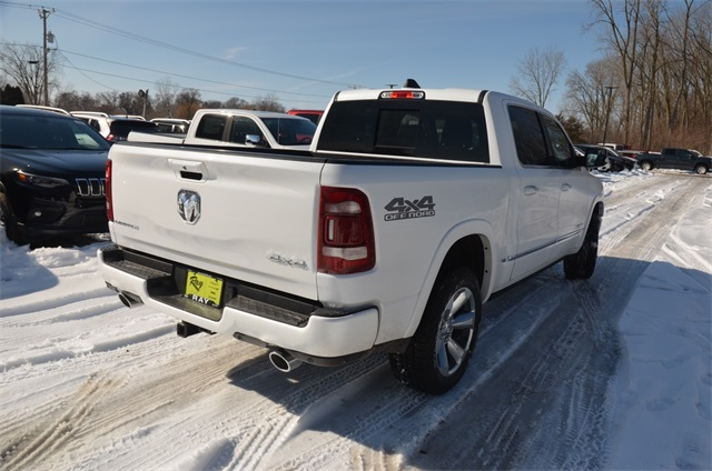 2019 Ram 1500 Crew Cab 4x4,  Pickup #R1671 - photo 2