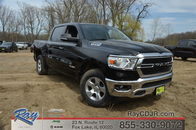 2019 Ram 1500 Crew Cab 4x4,  Pickup #R1679 - photo 4