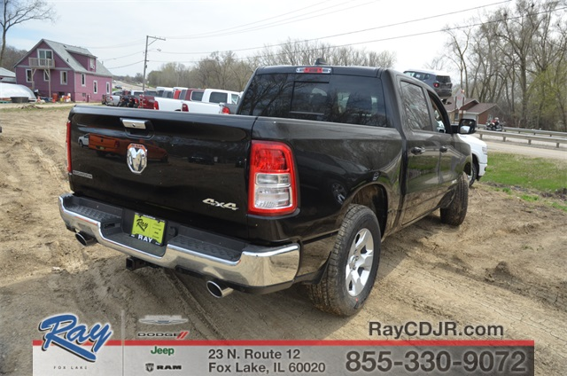 2019 Ram 1500 Crew Cab 4x4,  Pickup #R1679 - photo 2