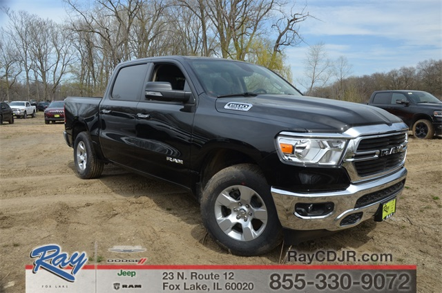 2019 Ram 1500 Crew Cab 4x4,  Pickup #R1679 - photo 9