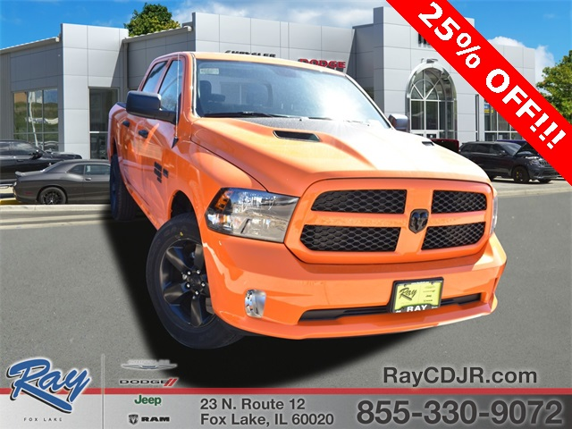 2019 Ram 1500 Crew Cab 4x4,  Pickup #R1682 - photo 1