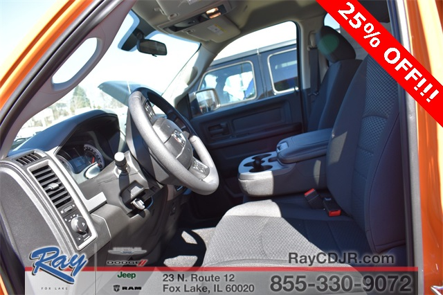 2019 Ram 1500 Crew Cab 4x4,  Pickup #R1682 - photo 19