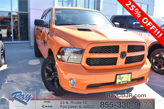 2019 Ram 1500 Crew Cab 4x4,  Pickup #R1682 - photo 8