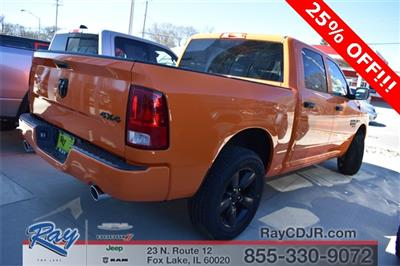 2019 Ram 1500 Crew Cab 4x4, Pickup #R1682 - photo 2